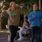 Friends: 'Phoebe corriendo'