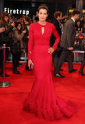 Cobie Smulders - The Avengers premiere in London 04/19/12