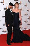 *ADDS* Jennifer Nettles @ The 43rd Annual CMA Awards, Nashville, Tennessee - Nov 11, 2009
