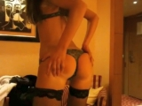 Amateur wuth a fantastic ass getting fuc...