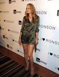 Монит Мазур, фото 22. Monet Mazur arrives at Charlotte Ronson's I 'Heart' Ronson Summer Sportswear Collection Launch Party at The Spare Room on June 21, 2011 in Hollywood, California., photo 22