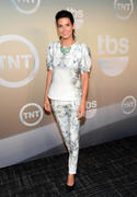 Angie Harmon - TBS/TNT Upfront 2014 in New York 05/14/2014