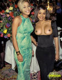 Lisa Left Eye Naked 118
