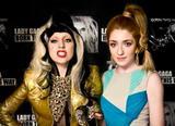 Nicola Roberts and Lady Gaga