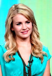 Бритт Робертсон, фото 133. Britt Robertson 2011 Summer TCA - The Secret Circle panel in Beverly Hills - August 4 2011, foto 133
