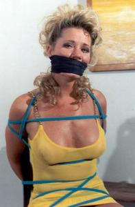 Johnni black bondage