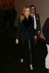 Heather Graham Leather Pants Leather Celebrities